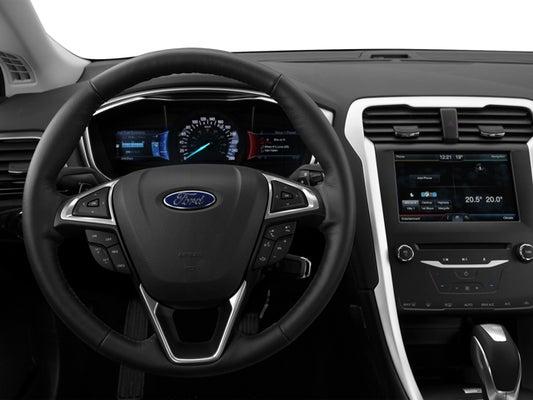 2016 Ford Fusion Se In Charleston Sc Palmetto