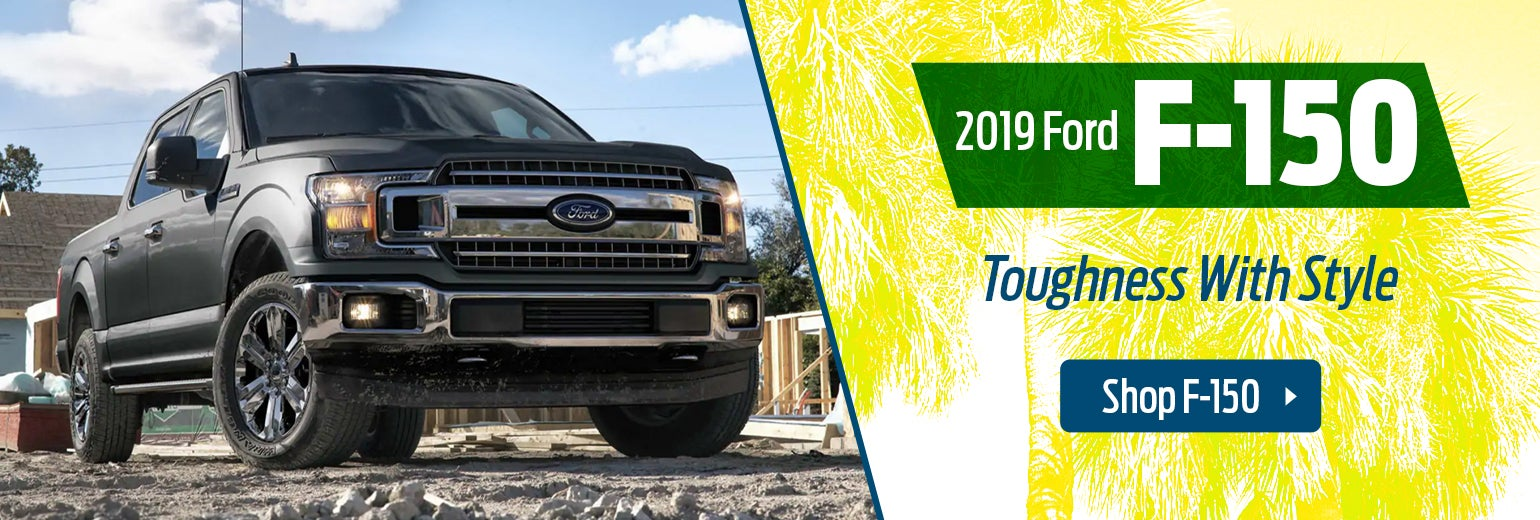 Local Ford Dealership | Palmetto Ford, New Ford Cars and Trucks